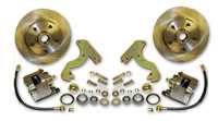 53-62 Corvette Disc Brake Conversion Front Wheel kit